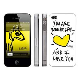 LostDog iPhone 4/4S Wonderfull Hart