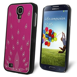 Samsung S4 Daimond Pauw Paars