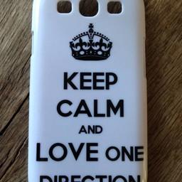 Samsung S3 Hard case hoesje One Direction (4 soorten)