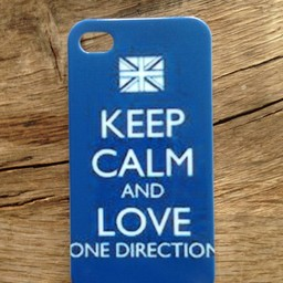 Iphone 4(S) hoesje hard Case One Direction 1