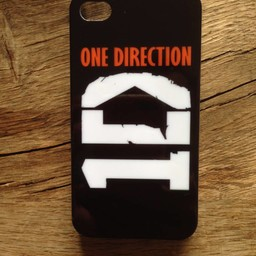 Iphone 4(S) hoesje hard Case One Direction 3