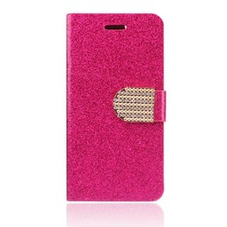 LG Optimus G3 Wallet hoesje Elegant Rose