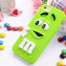 Iphone 6  M&M Groen