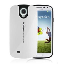 Samsung S4 hoesje Hard Case Oneye Hybrid Wit