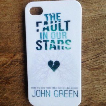Iphone 4(S) hoesje hard Case The Fault in our Stars 1