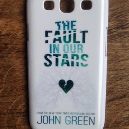 Samsung Galaxy S3  hoesje hard Case The Fault in our Stars 1