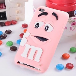 Ipod Touch 4 (G)  M&M Rose