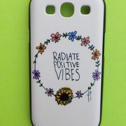 Samsung Galaxy S3 Quote Vibes