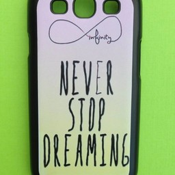 Samsung Galaxy S3 Quote  Dreaming