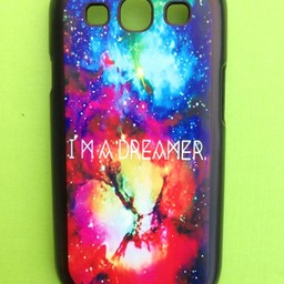 Samsung Galaxy S3 Quote  I'm a dreamer