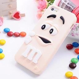 Iphone 4 (S) M&M Wit