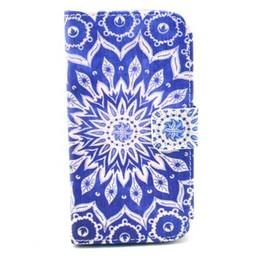 Samsung Galaxy Core 8260/62  Leren Wallet hoesje Dream
