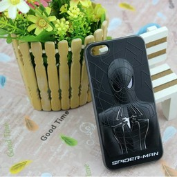 Iphone 5 (S) Hard case Spiderman 3D