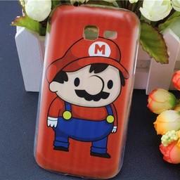 Samsung Galaxy Trend Lite Hard case hoesje Super Mario