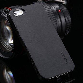 Iphone 5 C Hard case hoesje Neo Hybrid Zwart