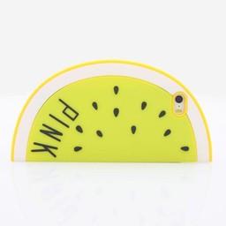 Iphone 4 (S) hoesje Watermeloen Geel