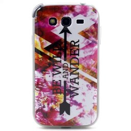 Samsung Galaxy Grand Neo/Grand Neo PlusTPU hoesje Be Wild