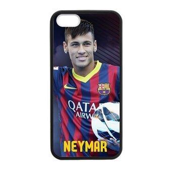 Iphone 5 C Hard case hoesje Neymar