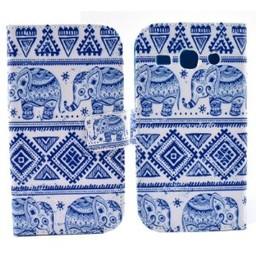Samsung Galaxy Core Plus Wallet Olifant