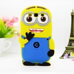 Samsung Galaxy Grand Prime siliconen hoesje Minion