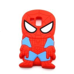 Samsung S3 Mini siliconen hoesje Superheld Spiderman