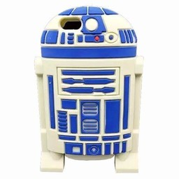 Iphone 5 (S) en 5C  Starwars R2-D2