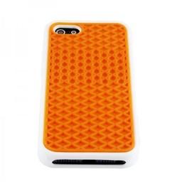 Vans Vans Sneaker hoesje voor Iphone 4(S) Oranje wit