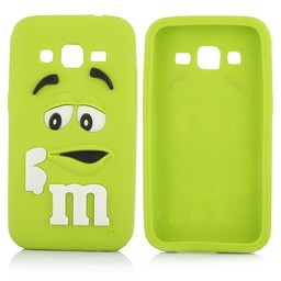 Samsung Galaxy Core Prime M&M  Groen
