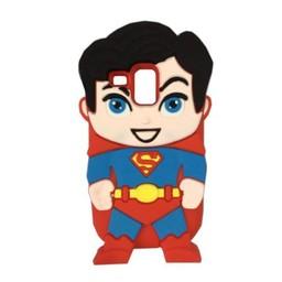 Samsung S3 Mini siliconen hoesje Superheld Superman