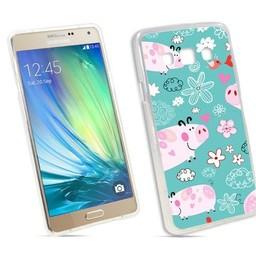 Samsung Galaxy A3 TPU hoesje Varketjes