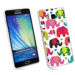 Samsung Galaxy A5 TPU hoesje Olifantjes