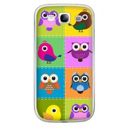 Samsung Galaxy S3 Birds