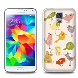 Samsung Galaxy S5  vogels Birds
