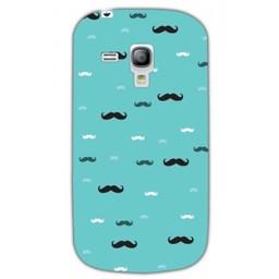 Samsung Galaxy S3 mini Snorretjes Blauw