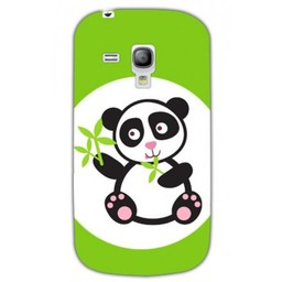 Samsung Galaxy S3 mini TPU hoesje Panda Beertje