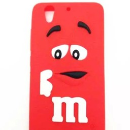 Huawei Ascend G630 hoesjes M&M Rood