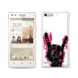 Huawei Ascend G6 TPU hoesje Hand