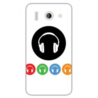 Huawei Ascend G510 TPU hoesje DJ