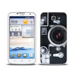 Huawei Ascend G730 TPU hoesje Camera