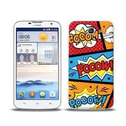 Huawei Ascend G730 TPU hoesje Pooow