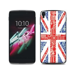 Alcatel One Touch Idol 3  UK vlag