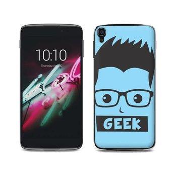 Alcatel One Touch Idol 3 (5,5 inch) TPU hoesje Geek