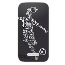 Alcatel Pop C7 TPU hoesje Soccer