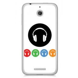 HTC Desire 510 TPU hoesje DJ