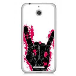 HTC Desire 510 TPU hoesje Hand