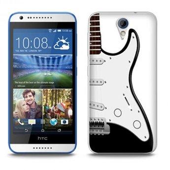 HTC Desire 620 TPU hoesje Gitar