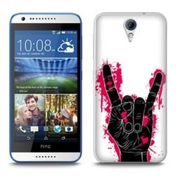 HTC Desire 620 TPU hoesje Hand