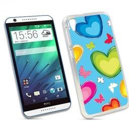 HTC Desire 820  Hartjes
