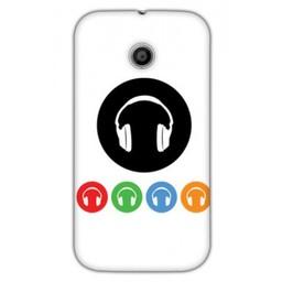 Motorola Moto E TPU hoesje DJ