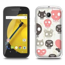 Motorola Moto E2 Skulls